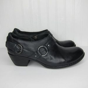 Born Ankle Boots Size 9.5